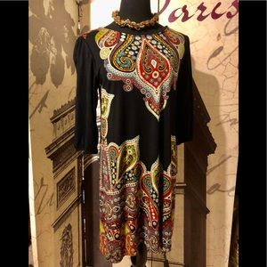 Beautiful dress by Cha Cha Vente in large
